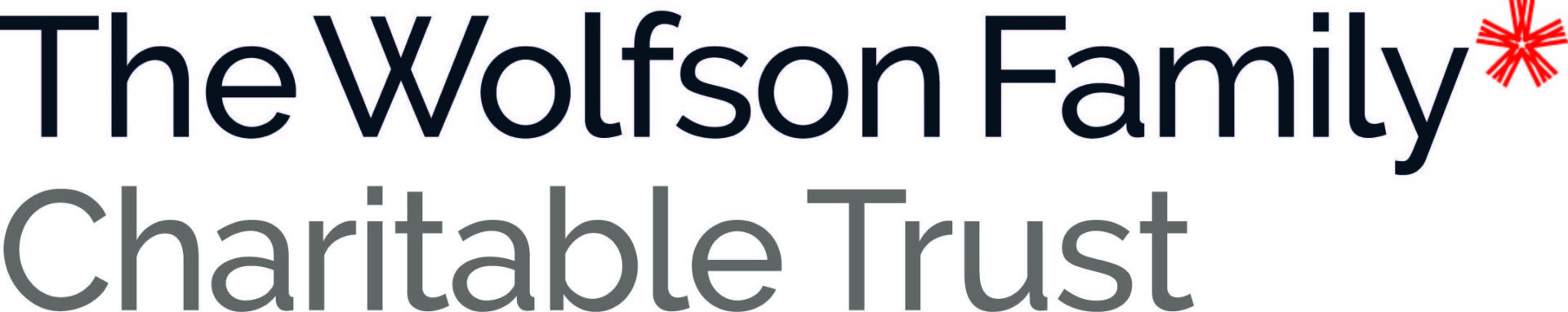 The Wolfson Family Charitable Trust Logo